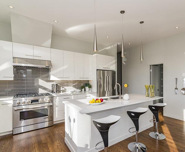 Kuchnia w nowoczesnym stylu - Home Designers