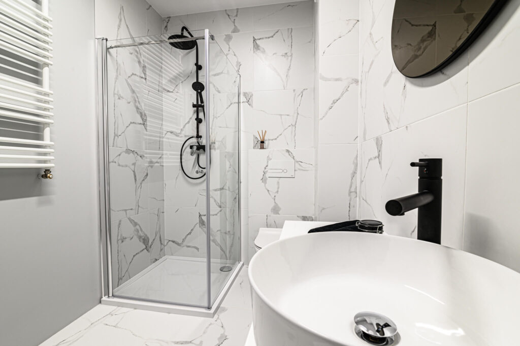 Home Designers - Wechta poznan , warszawska mniejsze mieszkanie 43 m05