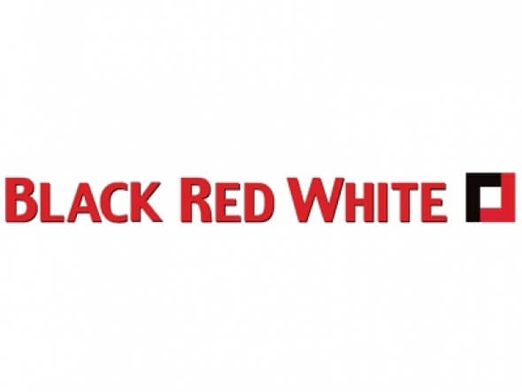 Home Designers Black Red White